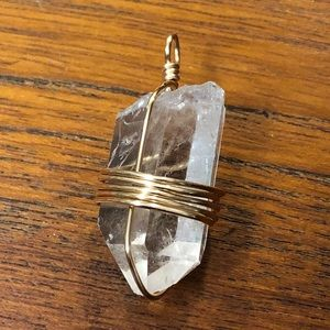 Jewelry - Quartz Pendant
